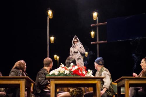 Predstava smrt gospodina Goluže